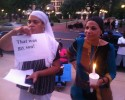 trayvon vigil