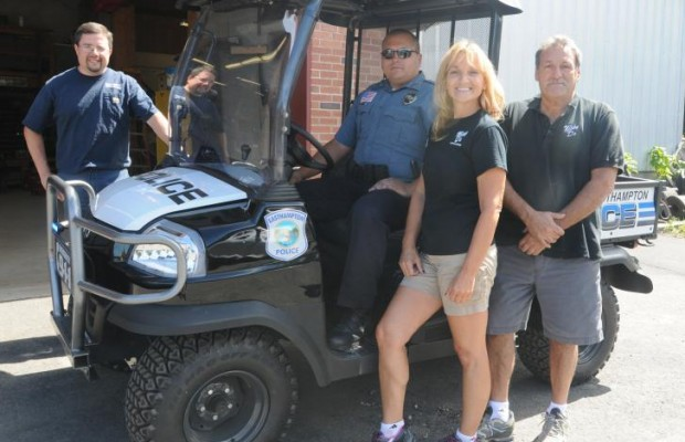 Easthampton Drug Forfeiture Money Buys ATV