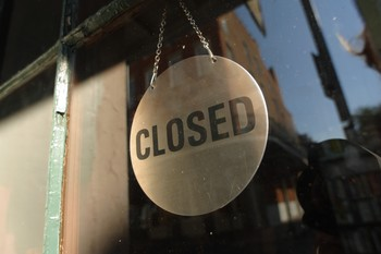 Side Street Cafe Closed Down