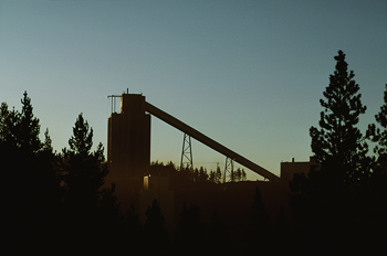 Mt. Tom Coal Plant Closing in October