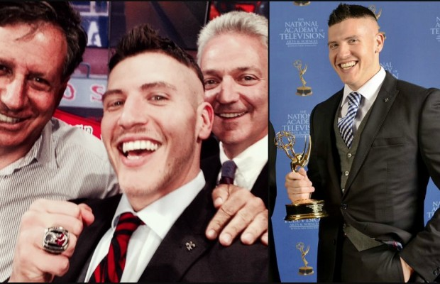 Northampton native Kris Lynds grabs Emmy AND World Series ring